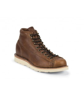 Tan Renegade Chippewa Shoes Copper Caprice 5 inch General Utility Bridgemen