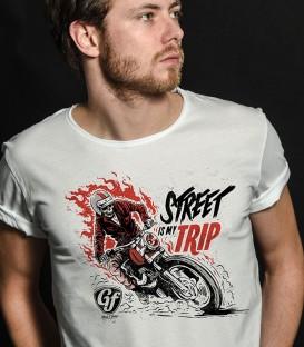 Street is my trip T-shirt
