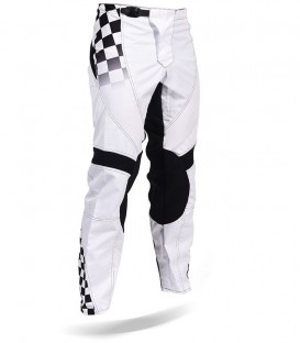 Vintage motorcycle Checker pants