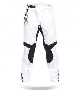 Vintage motorcycle Checker pants