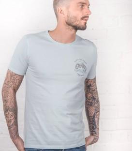 Sky blue Old Dirt tee-shirt