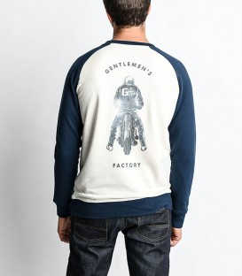 Sweat-shirt collège custom