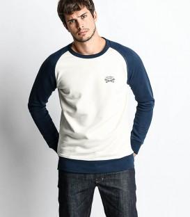 Custom college sweat-shirt