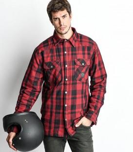 Sur-chemise kevlar Red