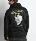Skull black dude hoody