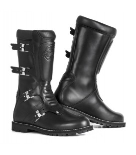 Continental Touring boots Black - Stylmartin