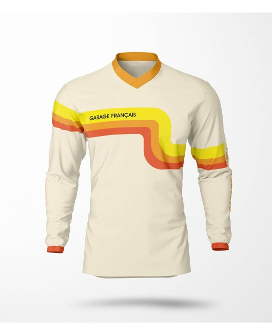 Vintage motorcycle jersey...