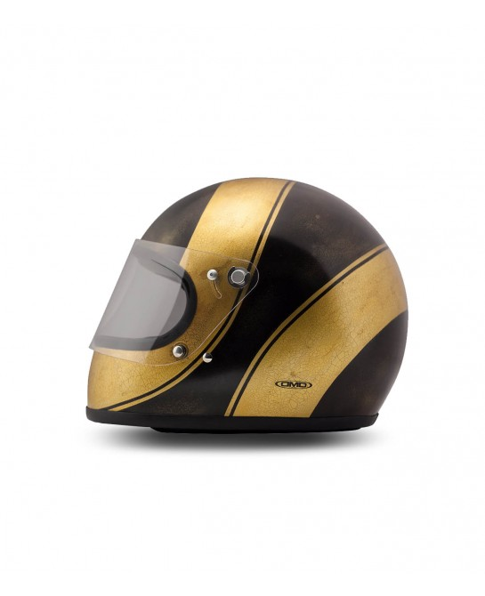 Rocket spades gold helmet DMD