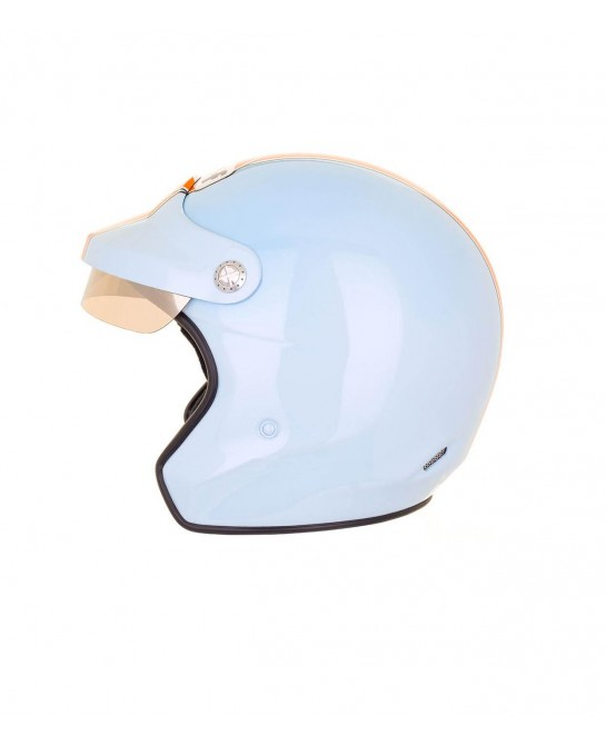 Helmet jet Felix Gulf