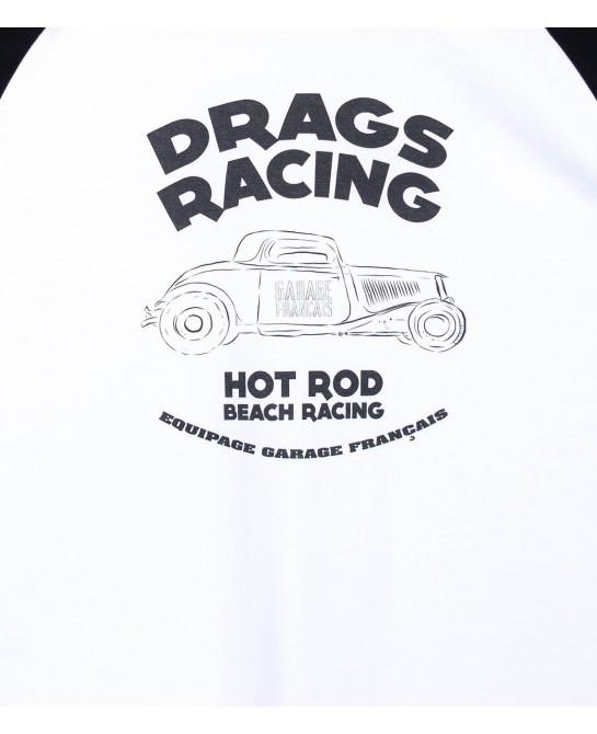 Tee-shirt Ford Hot Rod, t-shirt US