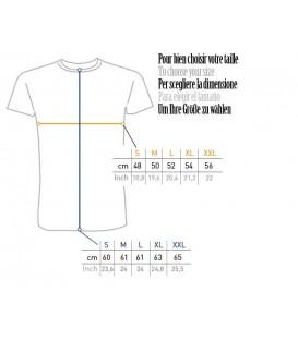 T-shirt speedway - marine
