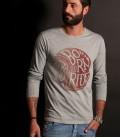 T-shirt we ave got savoir faire - Khaki