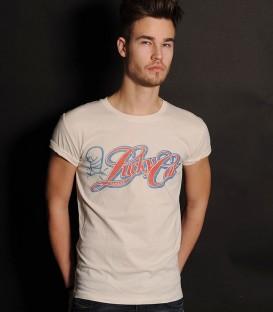 tee-shirt Chatokhine flat track white