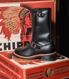 Bottes Chippewa Black Whirlwind