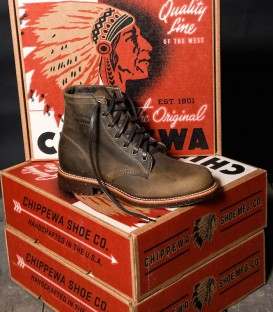 Crazy Horse Chippewa Shoes