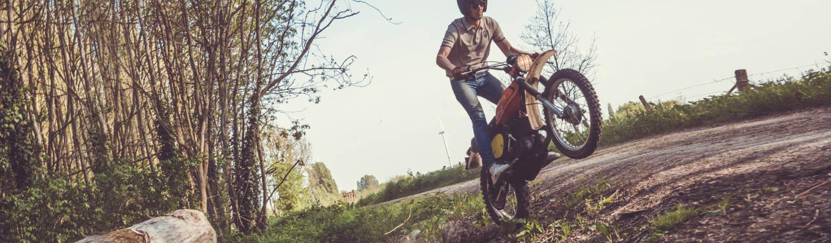 polo pour bikers